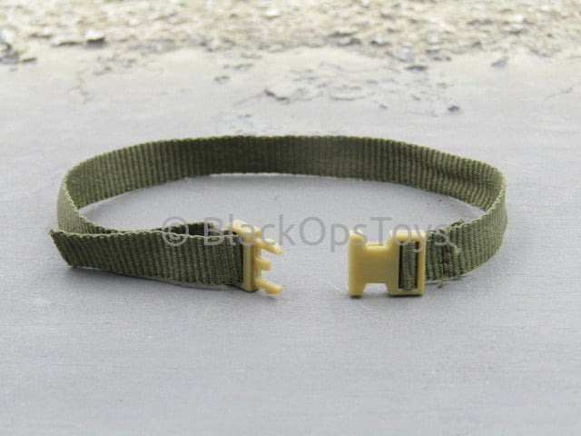 SASR - Sean Bannon - OD Green Belt