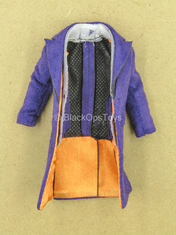1/12 - The Dark Knight - The Joker - Purple & Orange Trench Coat