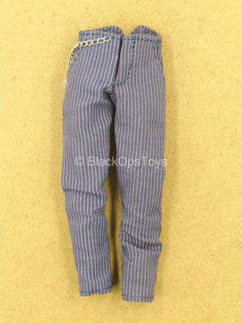 1/12 - The Dark Knight - The Joker - Blue Striped Pants w/Chain