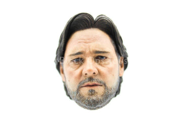 Man of Steel - Jor-El - Male Russell Crowe Head Sculpt