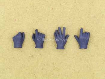 1/12 - The Dark Knight - The Joker - Purple Gloved Hand Set (x4)