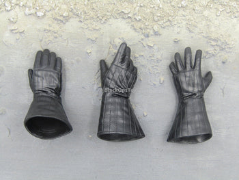 Star Wars - Darth Vader - Black Gloved Force Hand Set (x3)