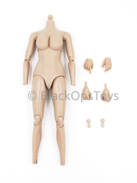 Virtual Toys Epoch Female Cop Anderson Judge Dredd Body w/Hands & Pegs