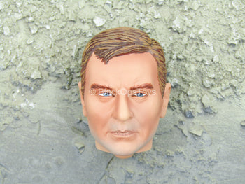 WWII - British Sergeant - Male Head Sculpt