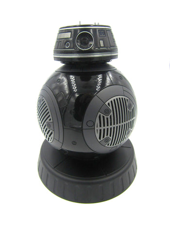 STAR WARS - BB-9E Droid & Stand w/Magnetic Head Movement