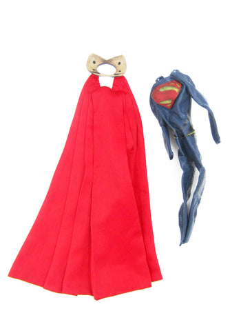 Superman - Man of Steel Uniform & Cape