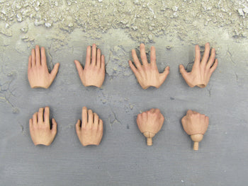 Superman - Hand Set (x8) with Wrist Pins (x2)