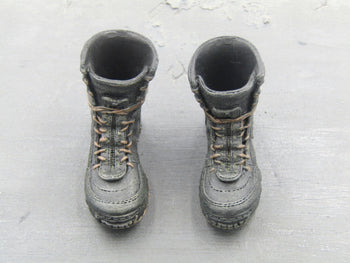 TERMINATOR - John Connor - Oakley Weathered Boots (Peg Type)