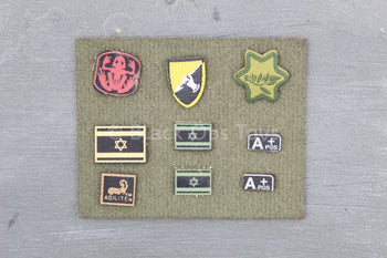 Syria Investigation Team - Patch Set