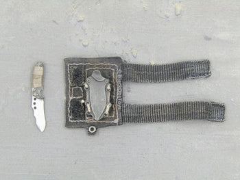 TERMINATOR - John Connor - Combat Knife & Wrist Sheath