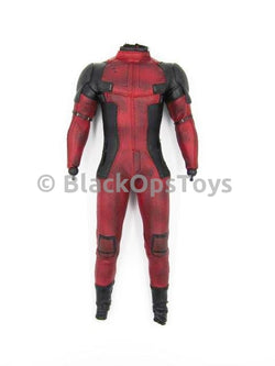 Deadpool Collectible Figure Male Base Body w/Red Bodysuit