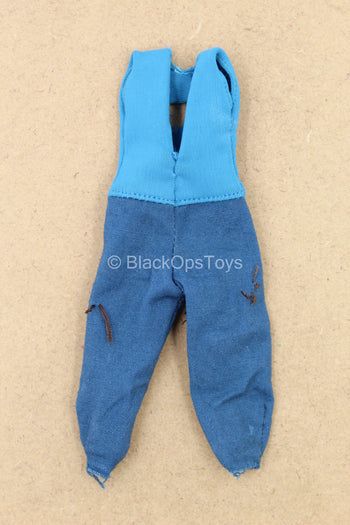 1/12 - Cable - Blue Sleeveless Jumpsuit