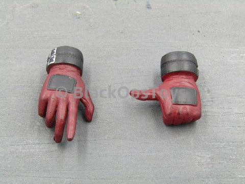 Lady Katana Deadpool Female Hands x2