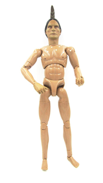 Crazy Horse - Male Base Body w/Head Sculpt