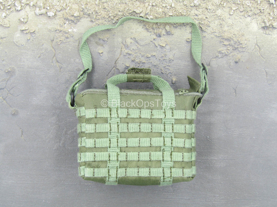 The Courier - OD Green Courier Bag