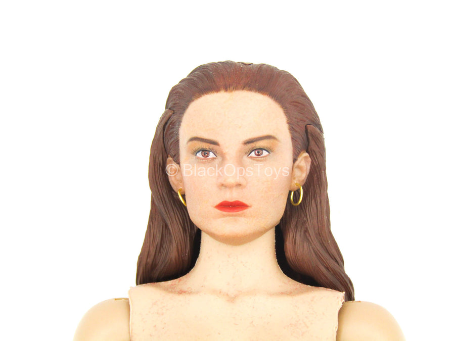 Phoenix Lady - Female Base Body w/Head Sculpt
