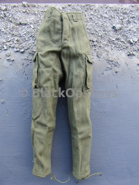 Guevara OD Green Tactical Pants