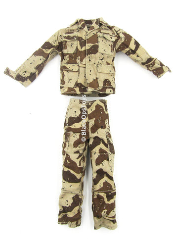 US Army - Chocolate Chip Desert Camo Uniform Set