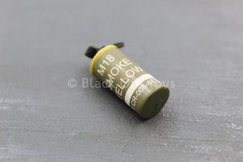 AMMO - M18 Yellow Smoke Grenade