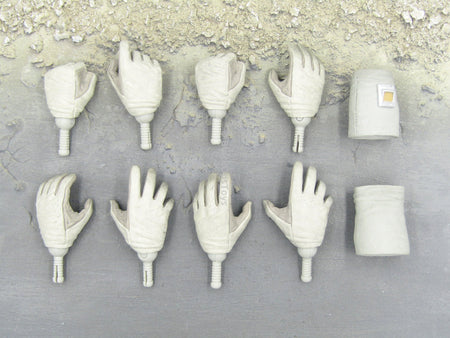 STAR WARS - Han Solo - White Gloved Hand Set