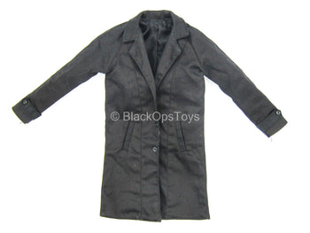 Wolverine - Black Trench Coat