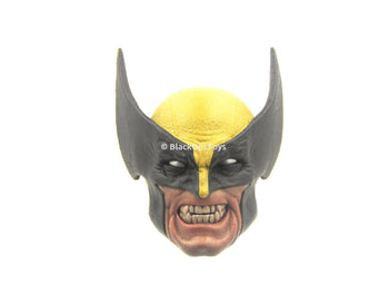 X-Men - WOLVERINE - Head Sculpt with Mask