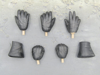 STAR WARS - Luke Skywalker - Black Gloved Hand Set (x5)