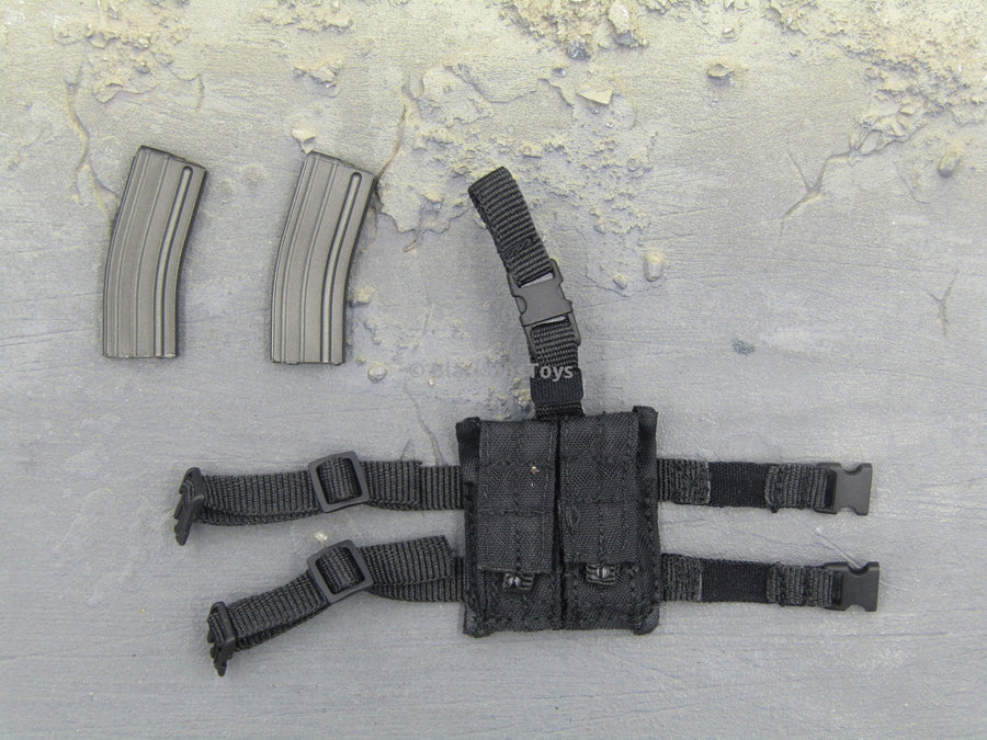 Hong Kong Airport Security Unit SAR 20th Anniversary Drop Leg Pouch & M4 Mags