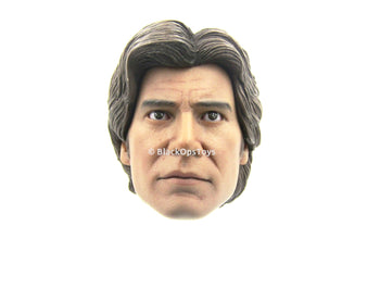 STAR WARS - Han Solo - Head Sculpt in Harrison Ford Likeness