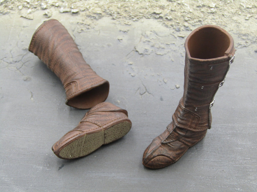 Assassin's Creed - Altair - Brown Boots (Peg Type)