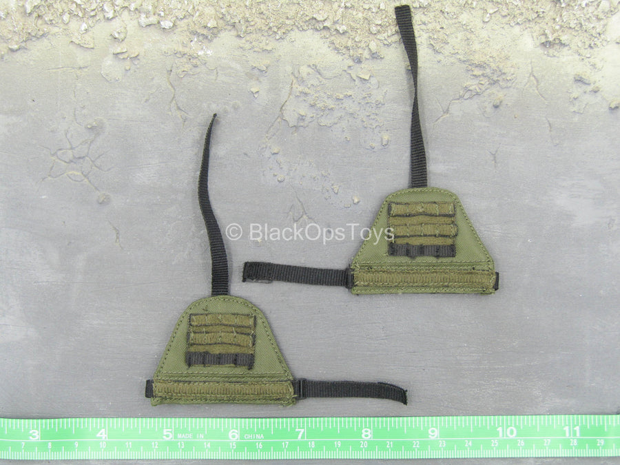 ZERT - AMG Juggernaut - OD Green MOLLE Shoulder Platform Set