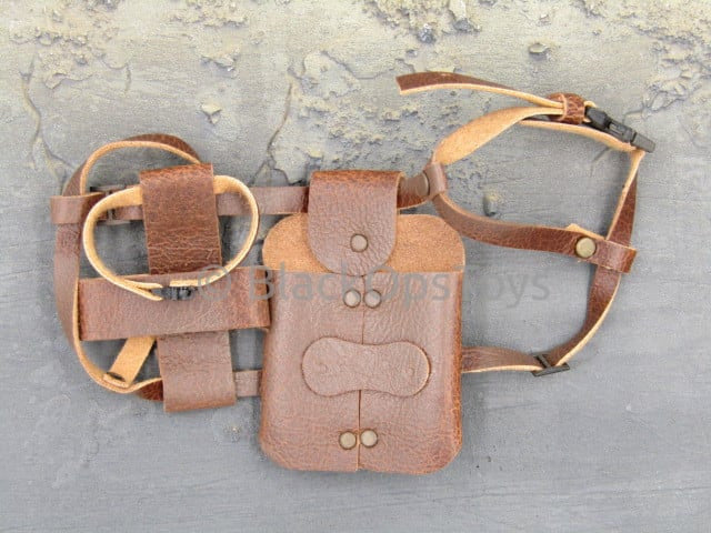 "Will Fight Series Iron Island ""Jack-3"" Leather Harness"