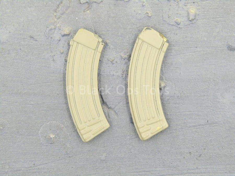 Private Military Contractor - Tan 7.62MM Magazine Set