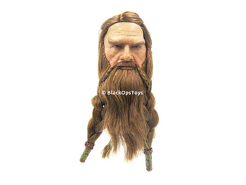 Gimli Lord of the Rings Head Sculpt