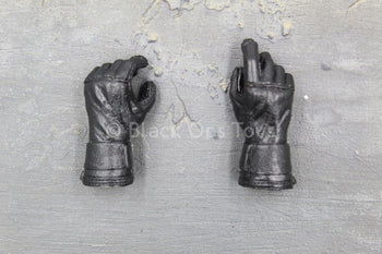 USSOCOM - Navy Seal UDT - Black Gloved Hand Set w/Pegs
