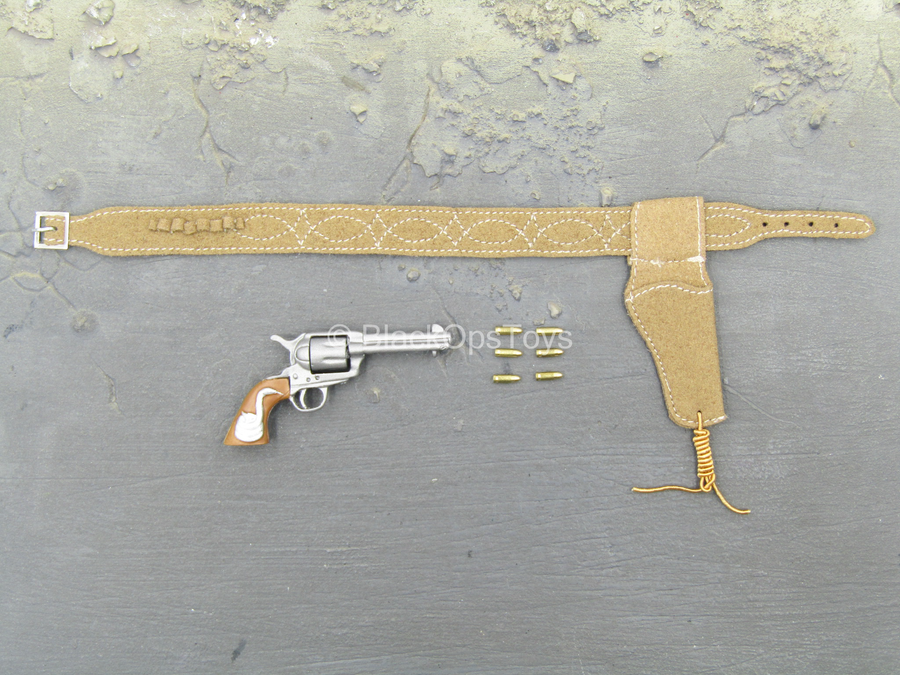 1//6 Scale Toy Western Set-Colt .45 Peacemaker