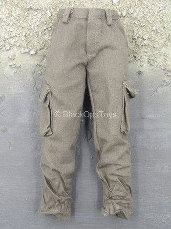 Terminator - Battle Damaged T-800 - Grey Pants