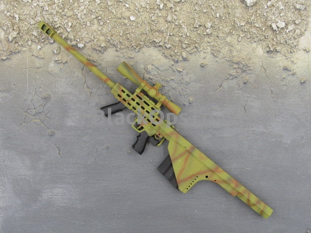 One Sixth Scale Model Sniper Rifle 140
