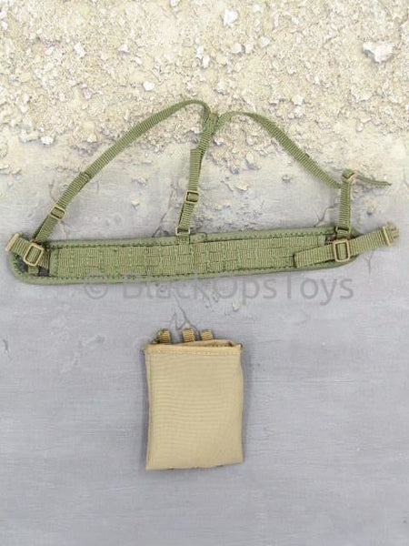 Dam Toys German KSK Assaulter Tactical Belt & Dump Pouch