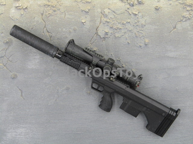 One Sixth Scale Model Rifle 155