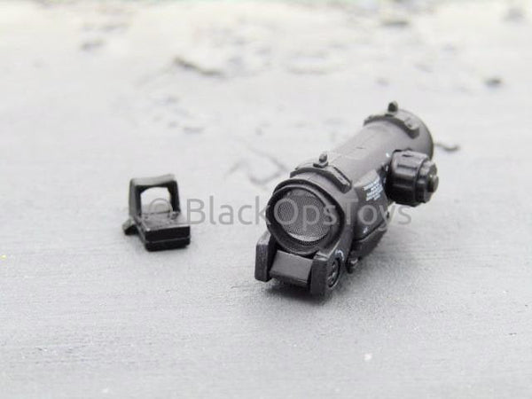 Dam Toys German KSK Assaulter Red Dot Sight & Specter