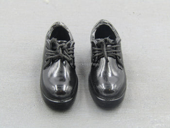 NYPD - Black Female Officer Shoes (Foot Type)