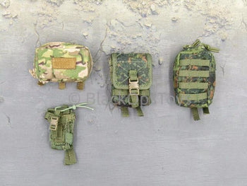 Dam Toys German KSK Assaulter Pouch Set