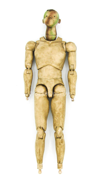 World War Robot - Sniper - Punter - Weathered Male Base Body