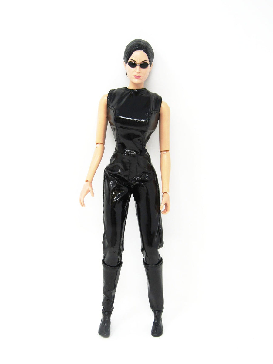 The Matrix Trinity Complete Female Base Body w/Uniform