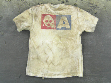 World War Robot - Sniper - Punter - Weathered ThreeA Shirt