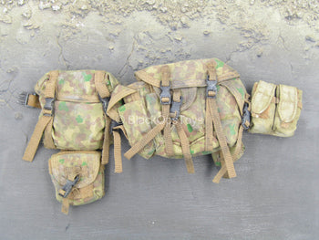 World War Robot - Sniper - Punter - Belt w/AUSCAM Pouch Set