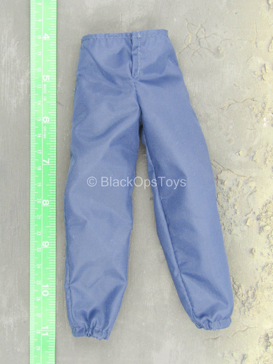 007 - James Bond - Blue Ski Suit Set