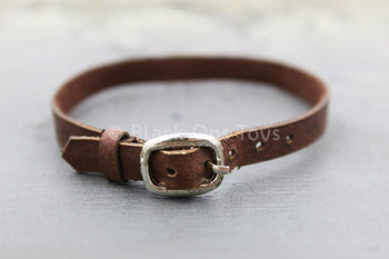 The Walking Dead - Glenn Rhee - Brown Leather Like Belt
