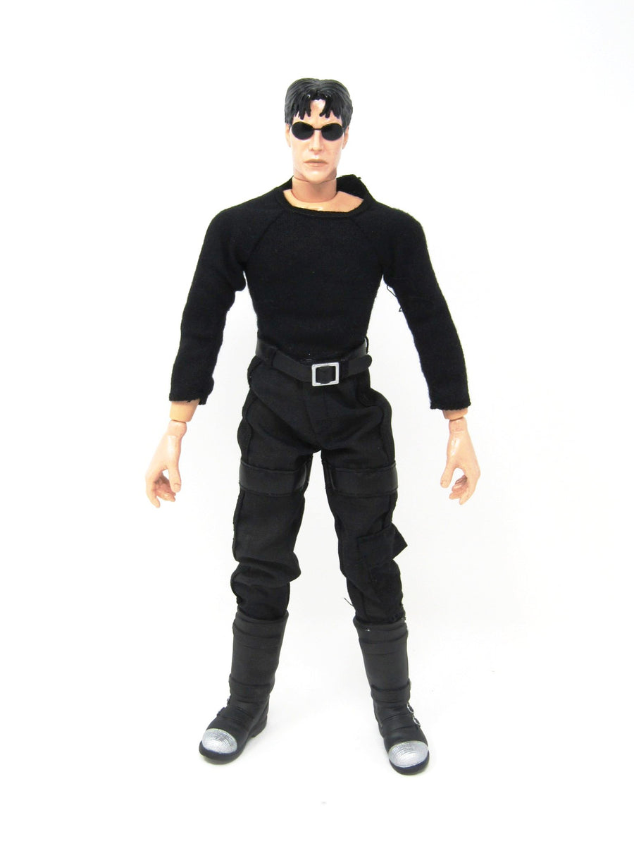 The Matrix Neo Complete Male Base Body /w Uniform